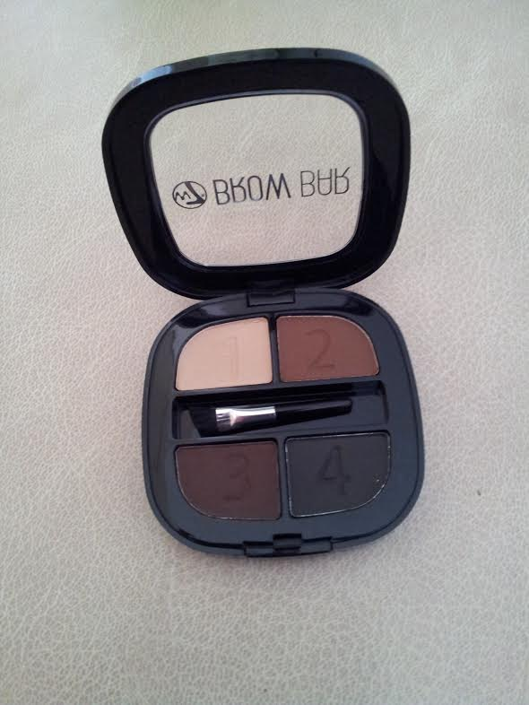 W7 Brow Bar Pallette
