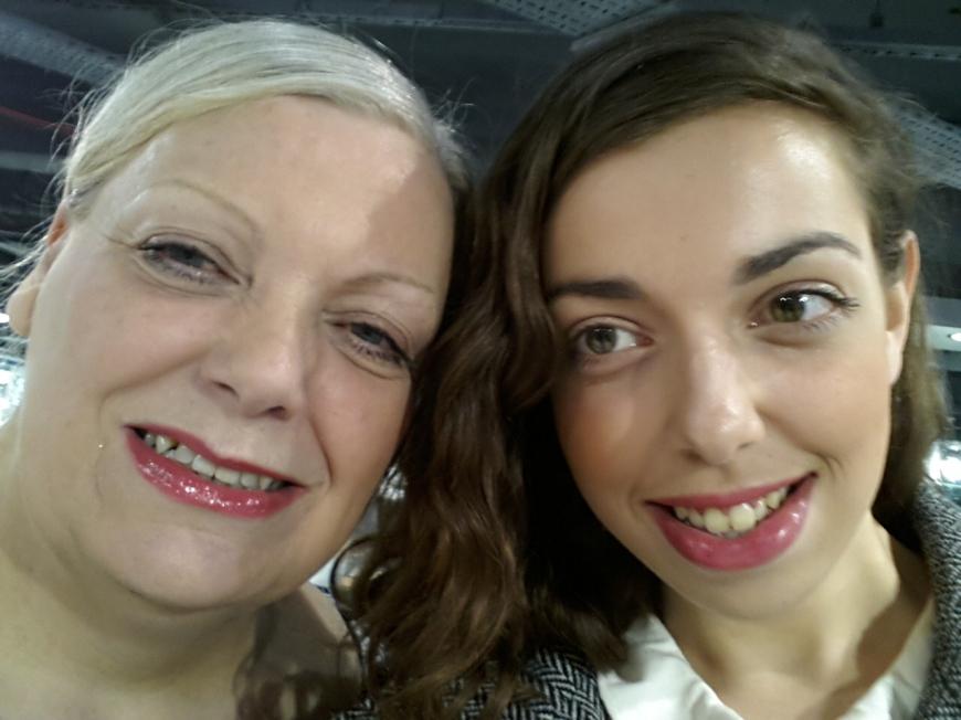 Post Dior Makeover Selfie!