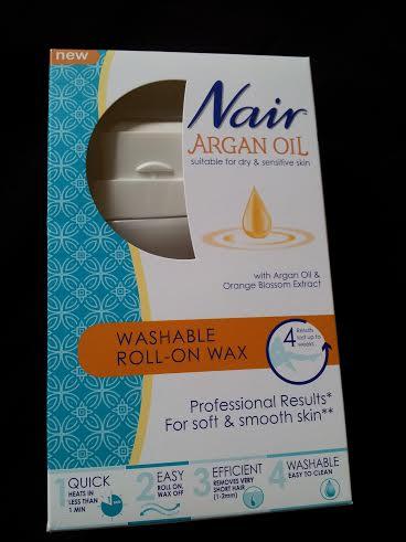 Nair Argan Oil