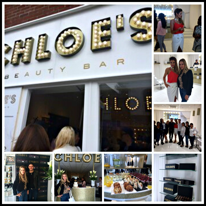 Chloe's Beauty Bar - Blogger's Breakfast