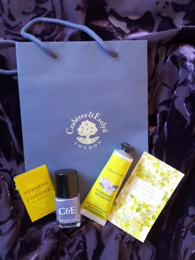 C&E goody bag