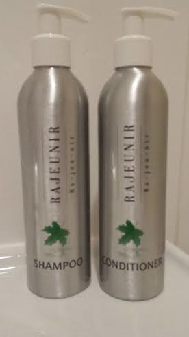 rajeunir shampoo and conditioner