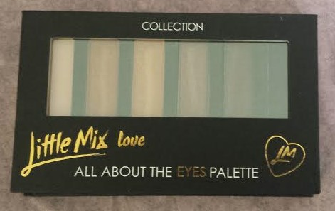 140807 Little Mix Palette