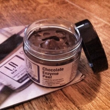 140830 Chocolate Enzyme Peel