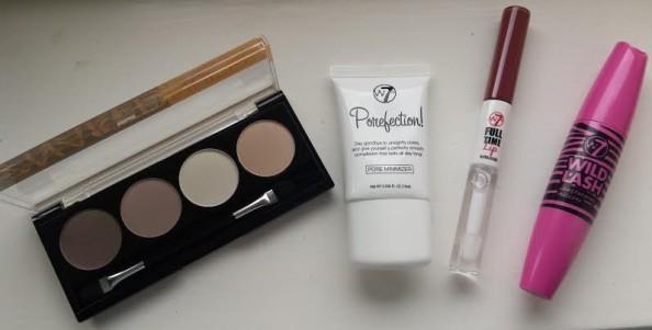W7 make up 2