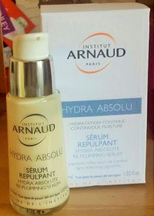 Arnaud Institut re-plumping serum