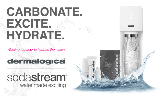 SodaStream Dermalogica