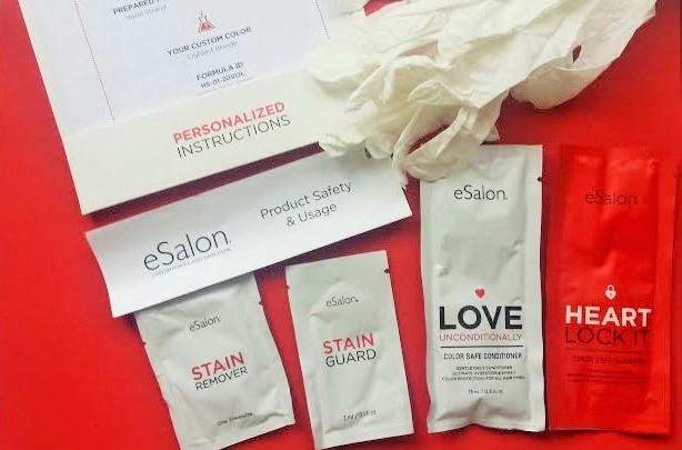 Review esalon custom colour strandonbeauty for Absolutely you salon