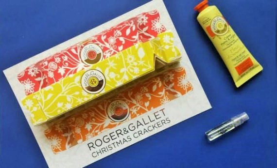 Roger & Gallet Christmas Crackers
