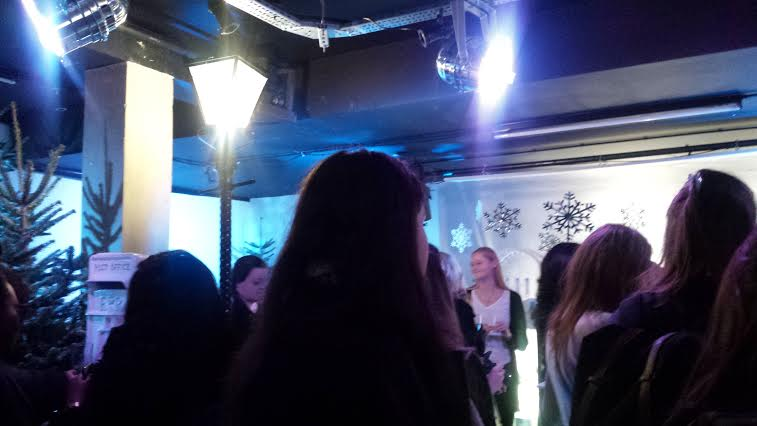 Bloggers in Narnia