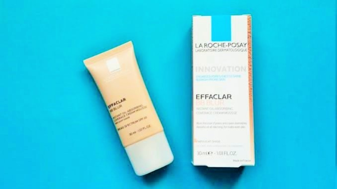 Effaclar BB cream 5
