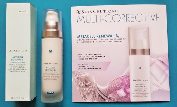 SkinCeuticals Metacell Renewal B3