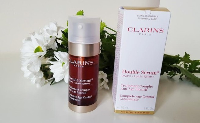 Clarins Double Serum6
