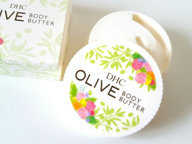 DHC Olive Body Butter