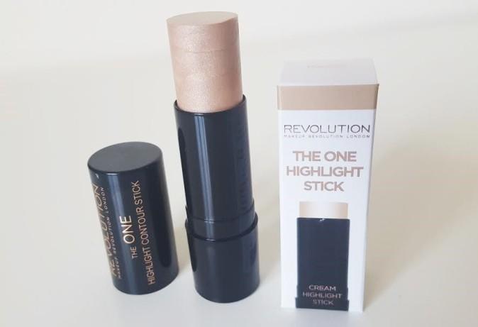 Makeup Revolution Highlight Contour Stick