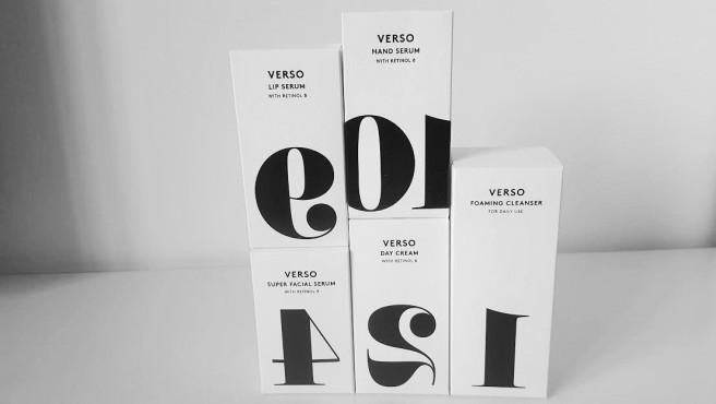 Verso Skin care