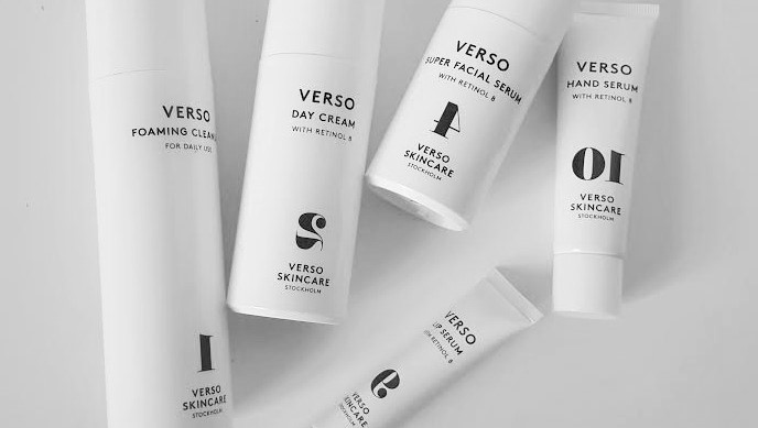 Verso skincare unboxed