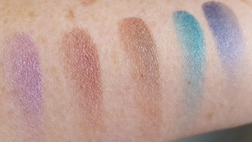 after dark swatches bottom row