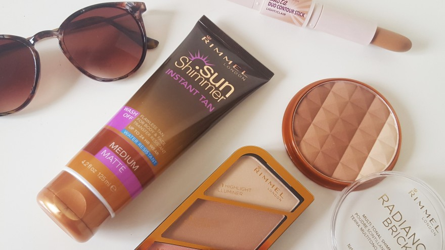 Summer Glow with Rimmel London