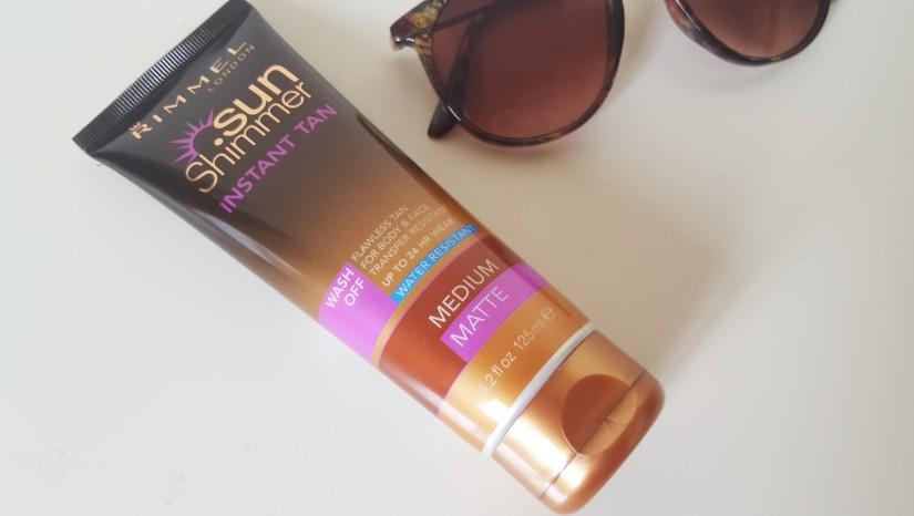 RImmel Sun Shimmer Instant Tan