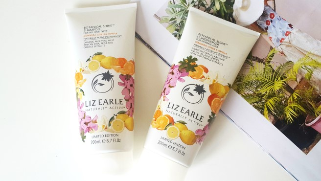 Liz Earle Limited Edition Shampoo & Conditioner