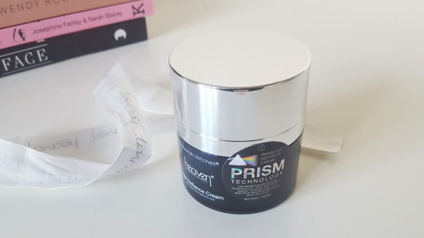 Prism technology age defiance cream