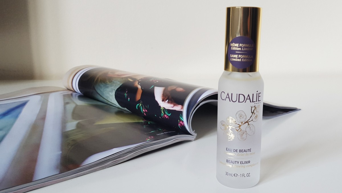Caudalie Beauty Elixir Celebrates 20 Years With Limited Edition & Your Chance To Win!
