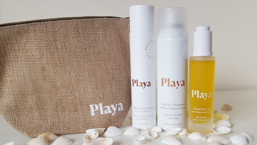 Playa hair care