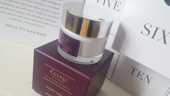 Cult51 Night Cream
