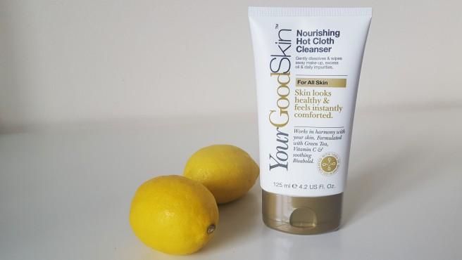 Your Good Skin Nourishing Hot Cloth Cleanser