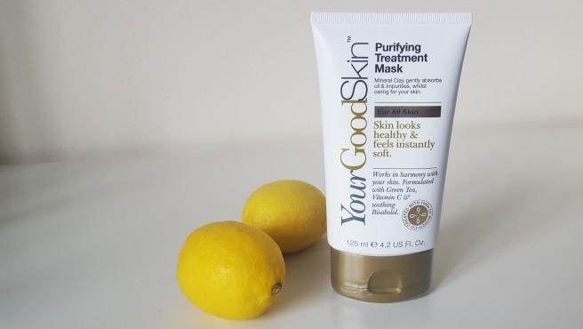 Purifying Treatment Mask