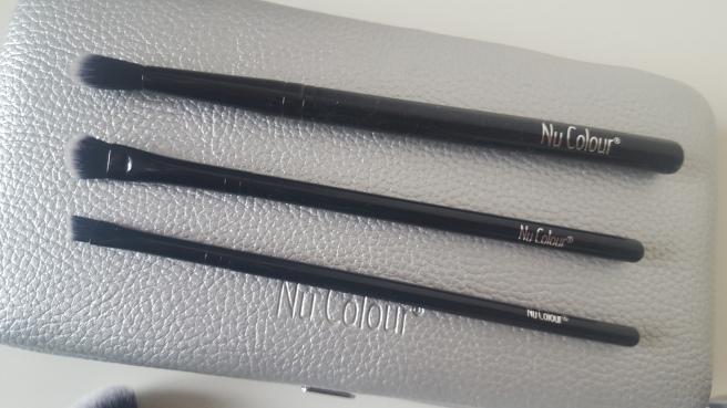 Nu Colour Professional Makeup Set