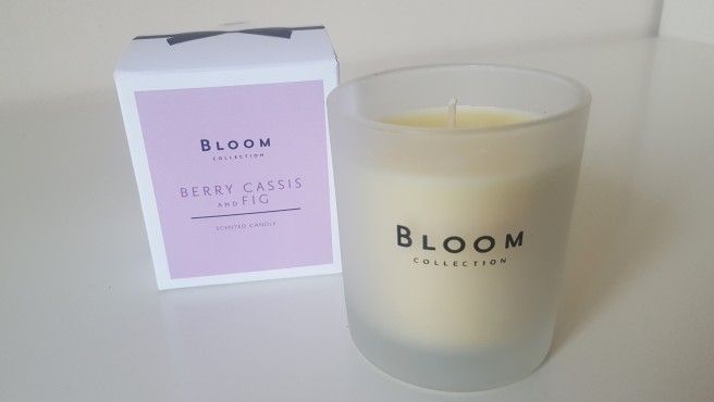 Bloom Berry Cassis & Fig Candle