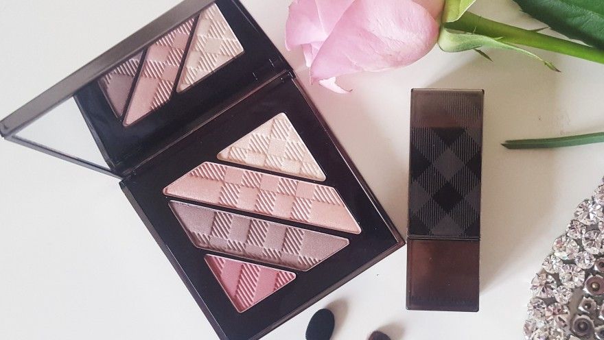 Burberry Complete Eye Palette in Rose No10