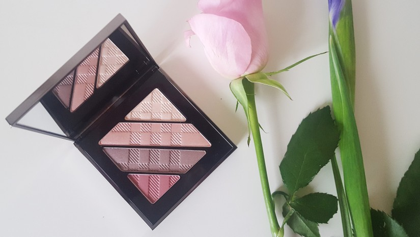 Burberry Complete Eye Palette in Rose 10