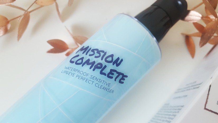 Mission Complete Cleanser