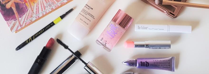 Go To Makeup Look Jan 2018