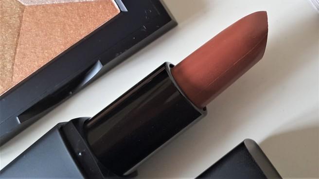 B. Luscious Silk Lipstick in Oohlala