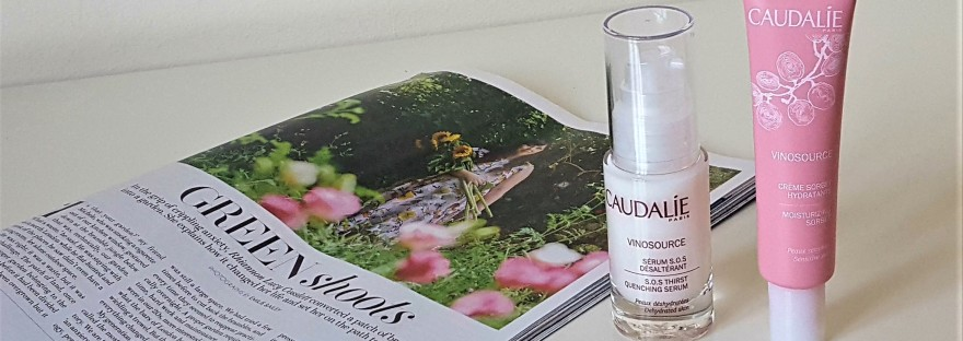 Caudalie Vinosource S.O.S. Thirst Quenching Serum
