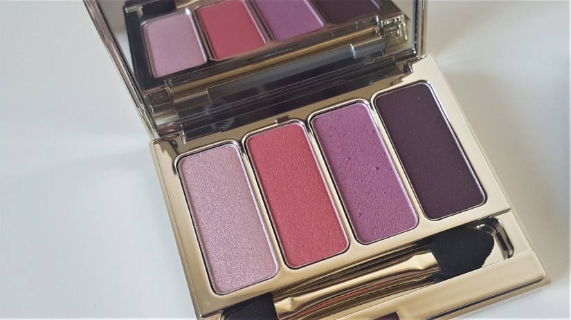 Clarins Palette in Lovely Rose