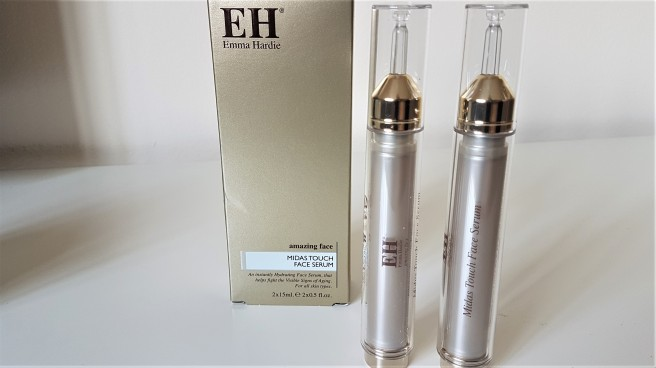 Emma Hardie Midas Touch Face SErum