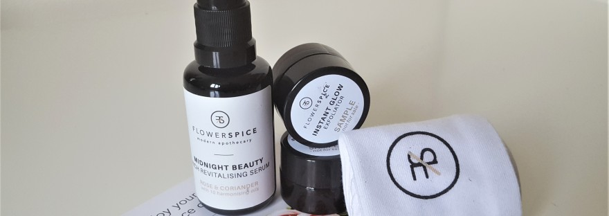 Flower and Spice Modern Apothecary