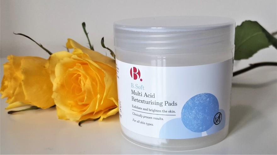 B. Multi Acid Retexturising Pads