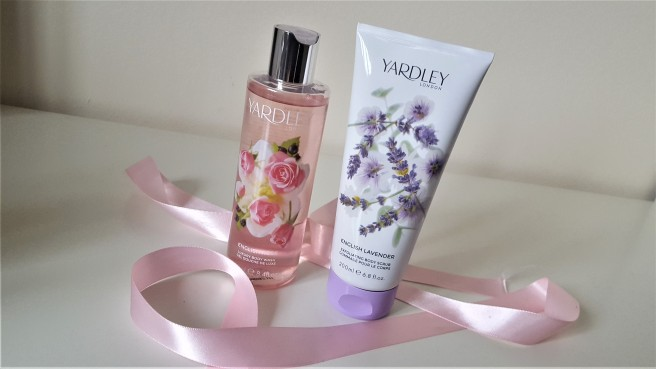 Yardley English Rose Body Wash