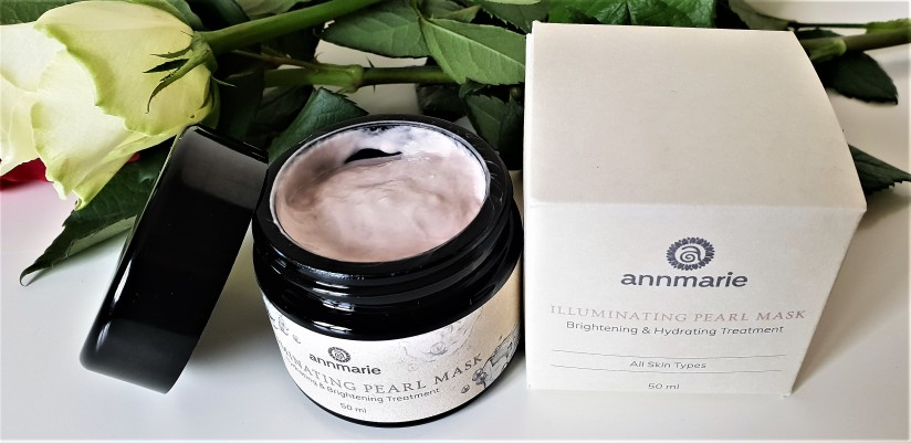 annmarie illuminating pear mask
