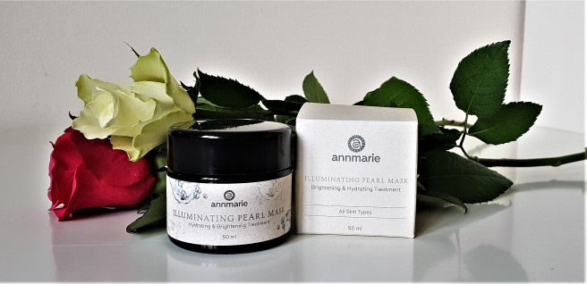 Annmarie Illuminating Pearl Mask