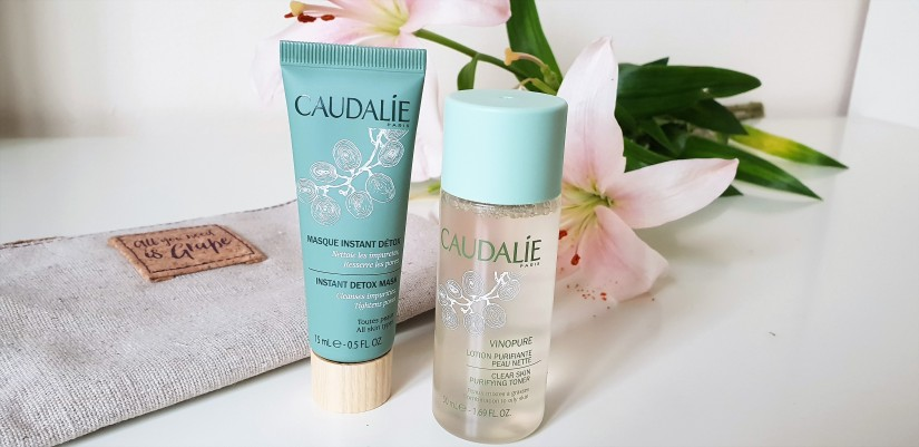 GWP inc Caudalie Purifying Toner