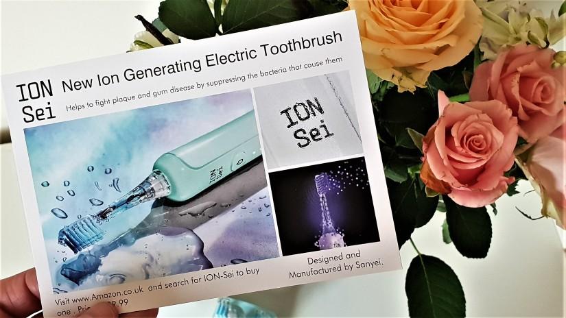 ION Sei Toothbrush