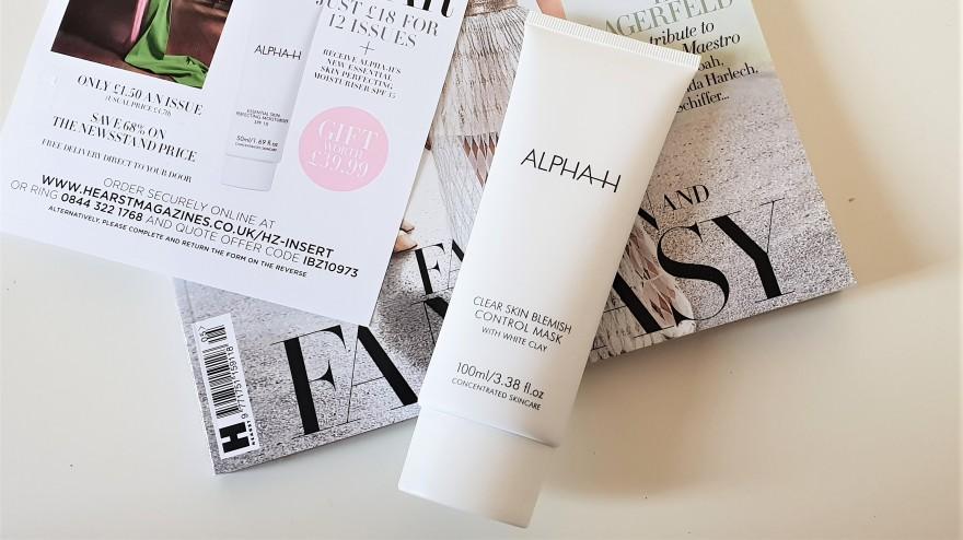 Alpha-H Clear Skin Blemish Control Mask