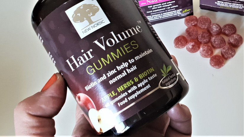 New Nordic Hair Volume Gummies